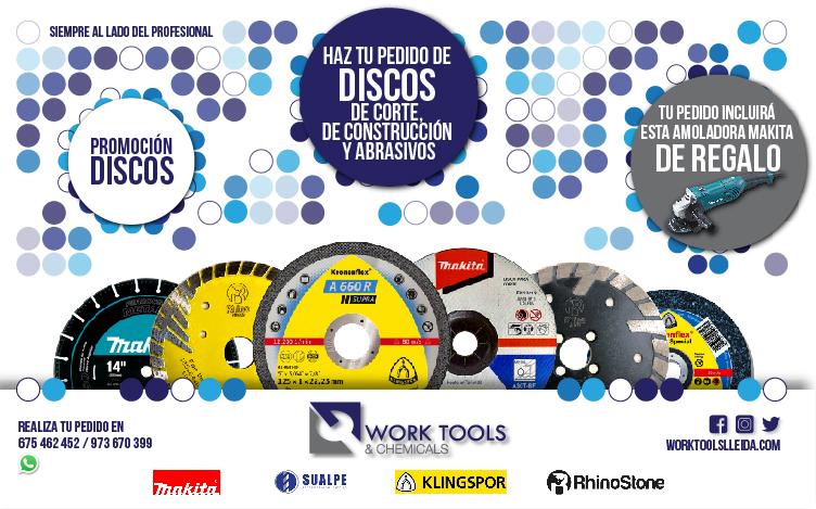 Nueva Promo Discos!